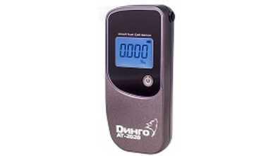 Персональный индикатор алкоголя Динго АТ-2020