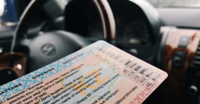 Впервые в Нур-Султане водителя пожизненно лишили прав